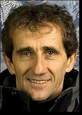 Photo Alain Prost