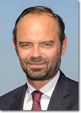 Photo Édouard Philippe