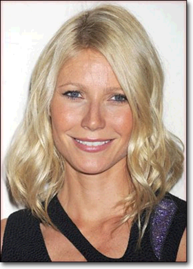 Photo Gwyneth Paltrow