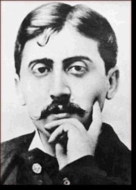 Photo Marcel Proust