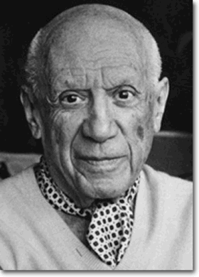 Photo Pablo Picasso