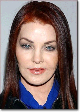 Photo Priscilla Presley