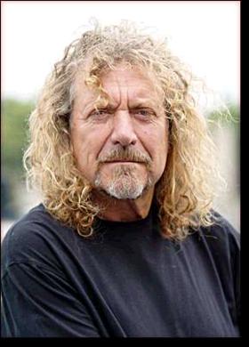 Photo Robert Plant