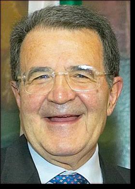 Photo Romano Prodi