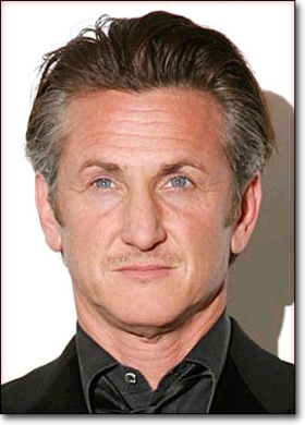 Photo Sean Penn