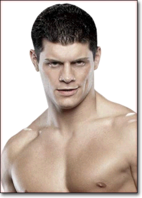 Photo Cody Rhodes