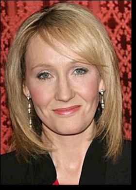 Photo Joanne Kathleen Rowling