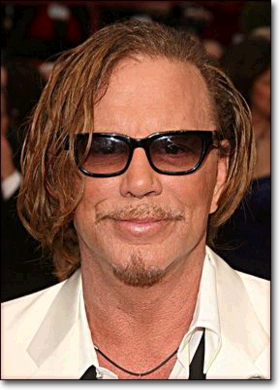 Photo Mickey Rourke