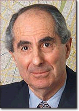 Photo Philip Roth