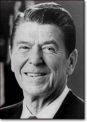 Photo Ronald Reagan