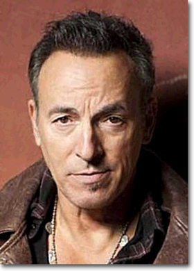 Photo Bruce Springsteen
