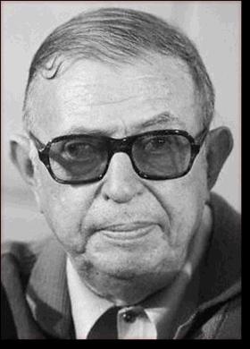 Photo Jean-Paul Sartre