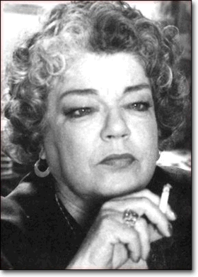 Photo Simone Signoret