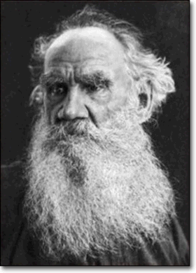Photo Léon Tolstoï