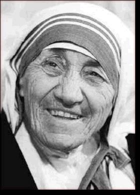 Photo Mère Teresa