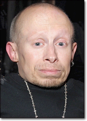 Photo Verne Troyer