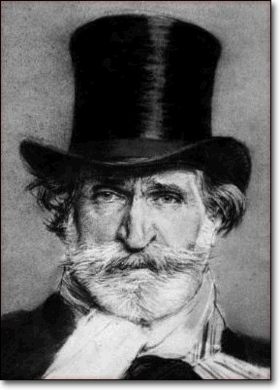 Photo Giuseppe Verdi