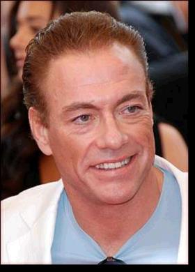 Photo Jean-Claude Van Damme