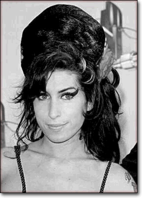 Photo Amy Winehouse
