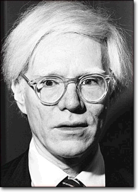 Photo Andy Warhol