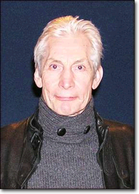 Photo Charlie Watts