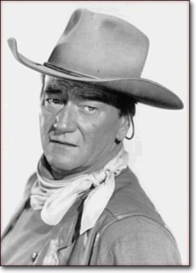 Photo John Wayne