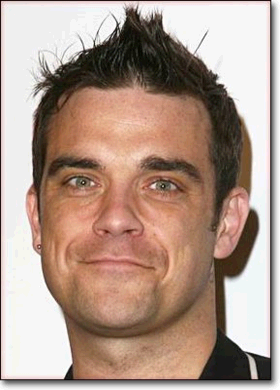 Photo Robbie Williams