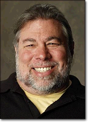 Photo Steve Wozniak