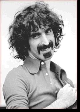 Photo Frank Zappa