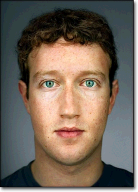 Photo Mark Zuckerberg